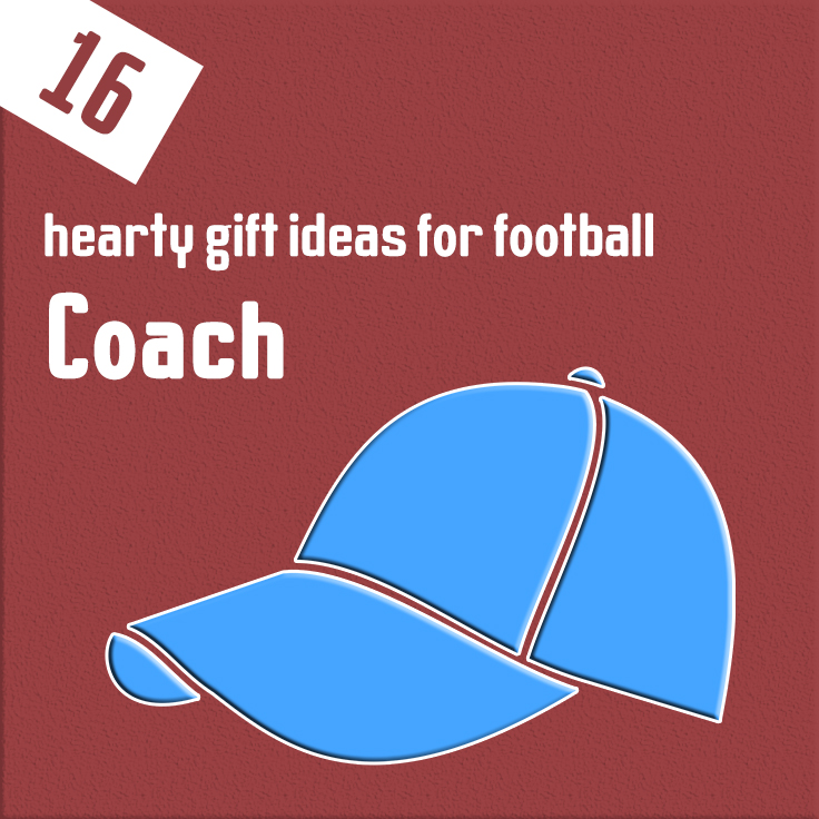 16 hearty gift ideas for football coach