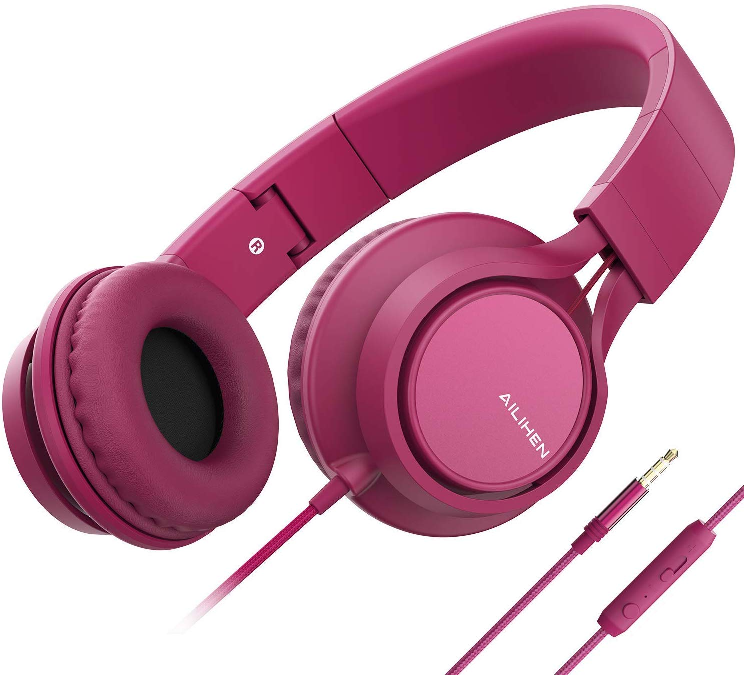 Headphones with Microphone and Volume Control - 21st Birthday Gifts For Daughter