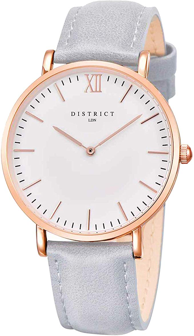 District London Rose Edition Womens Watch